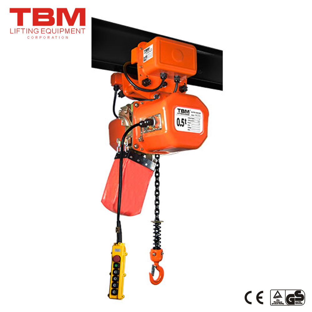 hight resolution of hhxg am electric chain hoist with trolley