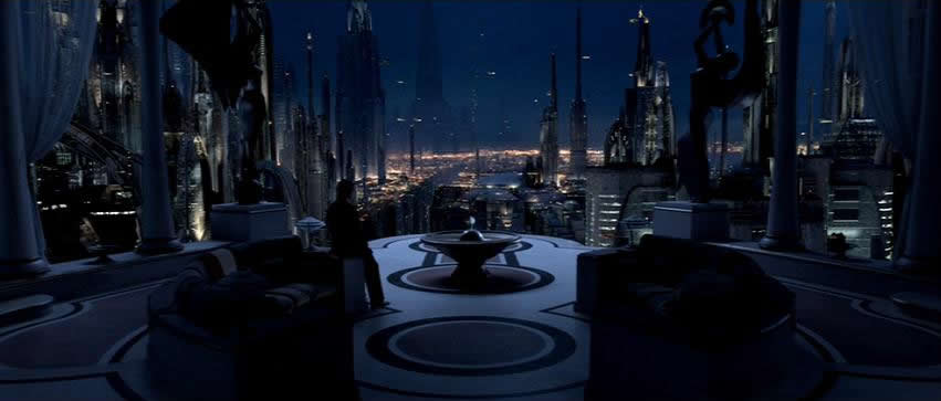 Clone Wars Wallpaper Hd Total Urbanization Of A Planet The Ecumenopolis
