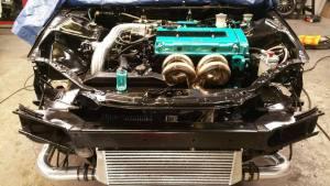 Honda Engine Rebuild