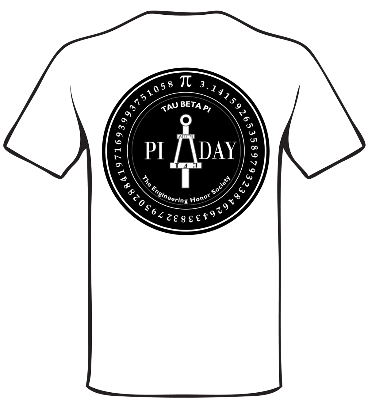 Tau Beta Pi Day 2016 t-shirt