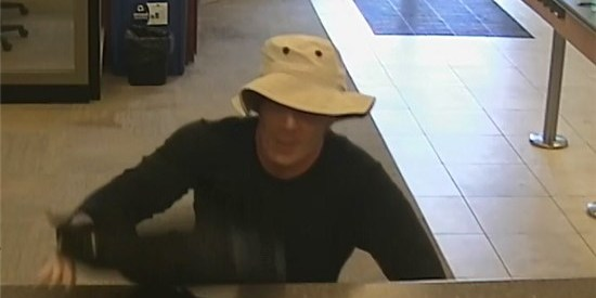 Pinellas County Sheriff | Bank Robbery | Bank Robbery