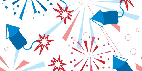 July 4 | Independence Day | Fireworks