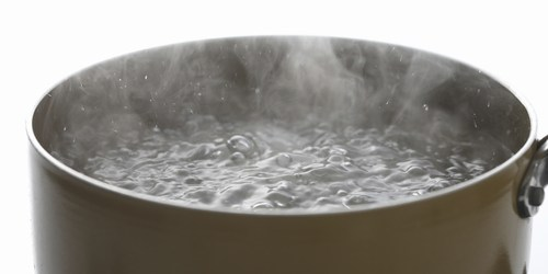 Hot Water | Boiling Water | Boil Water Notice