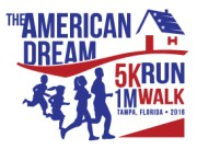 Run for the American Dream in Tampa