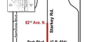 Starkey Road | Park Boulevard | Park Street