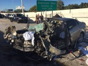 Two Die in Head-On, Wrong-Way Tampa Crash