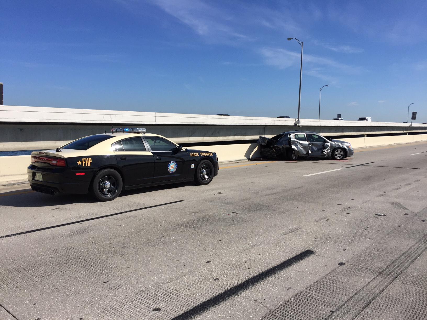 Florida Highway Patrol Howard Frankland Bridge Pinellas