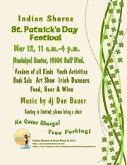 St. Patrick's Day Comes a Few Days Early in Indian Shores