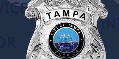 Tampa Police | Police Badge | Police Logo