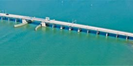 Dunedin Causeway Bridge   Dunedin   Pinellas County