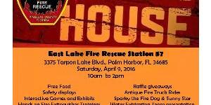 East Lake Fire | Fire Open House | Station 57
