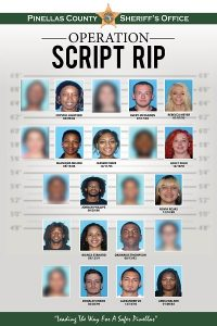 Operation Script Rip 2 | Pinellas County Sheriff | Crime