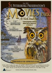 Movies in the Park Schedule Announced
