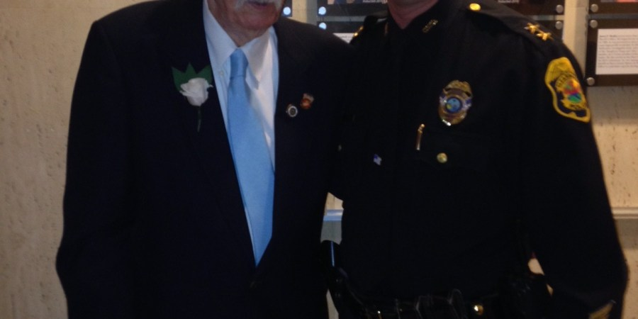 Willis Booth | Dan Slaughter | Law Enforcement Hall of Fame