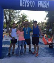 Tampa Bay Ultrarunners Finish Keys 100-Miler