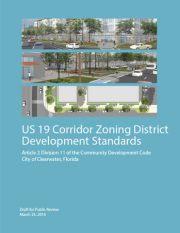 Clearwater Sets Meetings on U.S. 19 Zoning