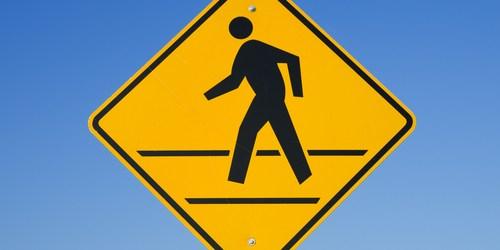Pedestrian Crossing | Crosswalk | Pedestrian
