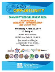 Job Readiness Program Coming on June 29
