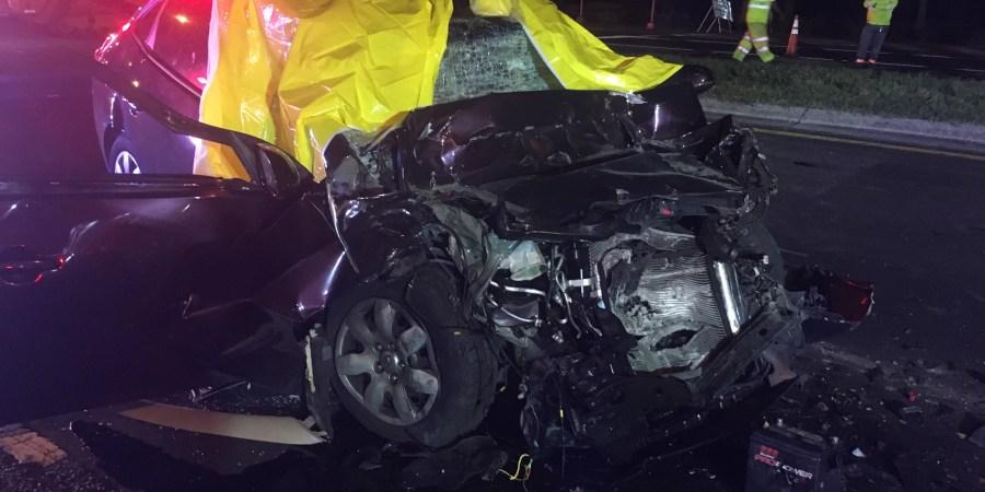Pinellas Park Police | Traffic Crash | Driver Dies