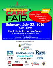 Care Fair Helps Prepare Kids to go Back to School