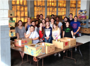 St. Petersburg College Students Work to End Hunger
