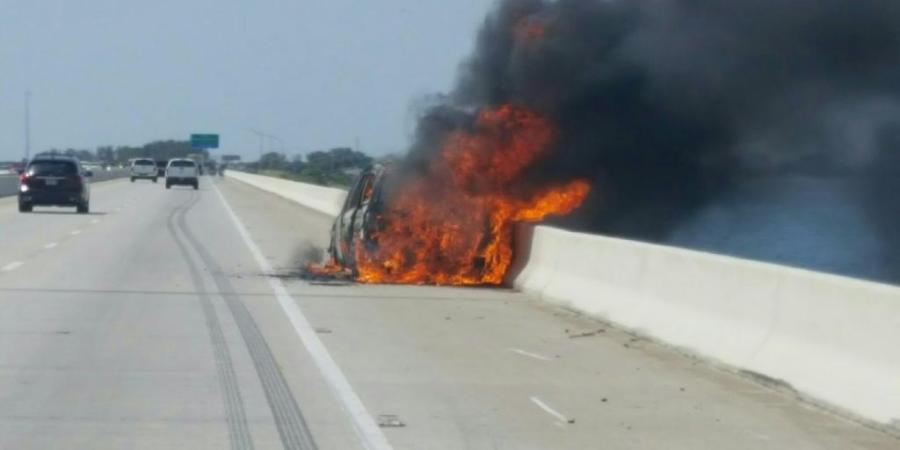 Florida Highway Patrol | Skyway Crash | Sunshine Skyway