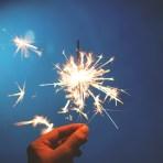 July 4 | Sparklers | Fireworks