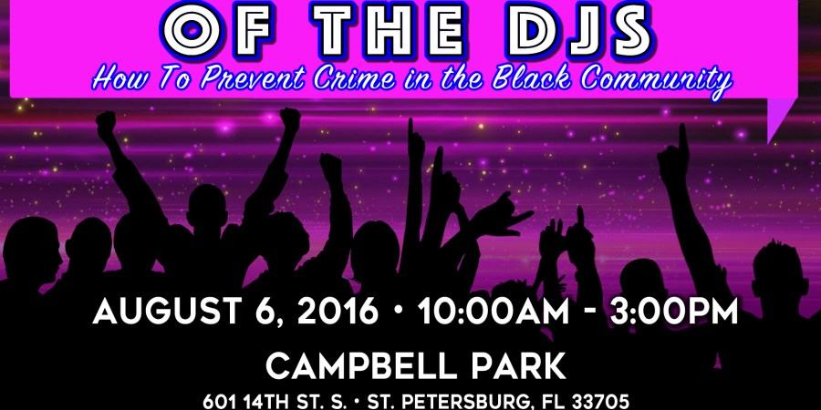 Battle of the DJs | Flyer | Things to Do in St Pete
