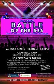 DJs Will Battle in St. Pete