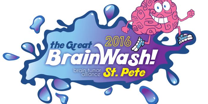 BrainWash Flyer | Brain Tumor Alliance | 5K Run