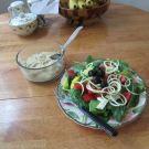 Sassy Sandpiper | Food Snob | Salad