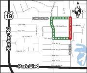 Seminole Road Temporarily Closed