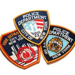 Police | NY Police Patches | Neevr Forget