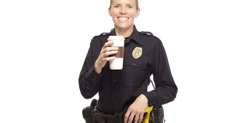 Coffee with a Cop | Police | Community Policing
