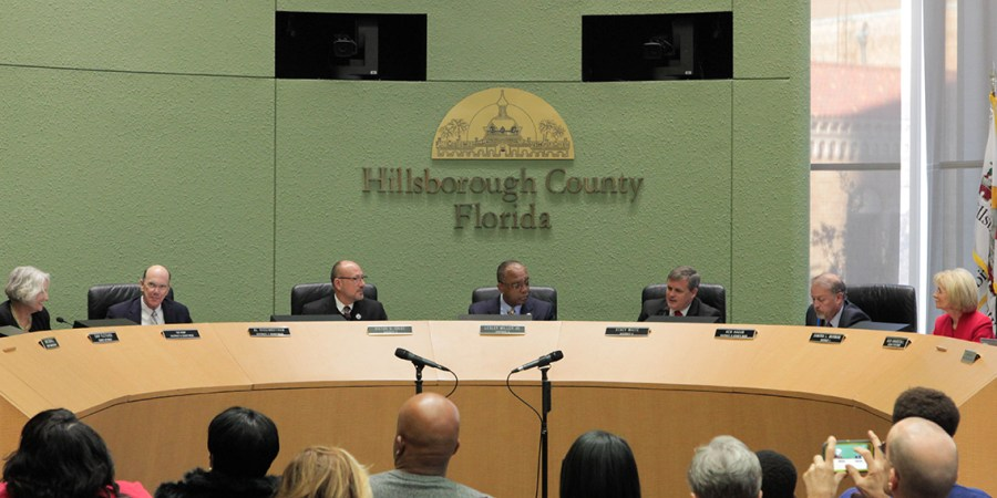 Hillsborough County Commission | Government | Hillsborough Commission