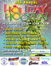 Gulfport's the Place for Holiday Hoopla
