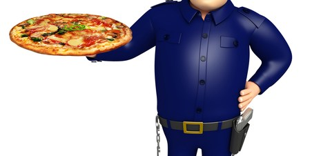 Pizza with a Cop | Police | Events Near Me