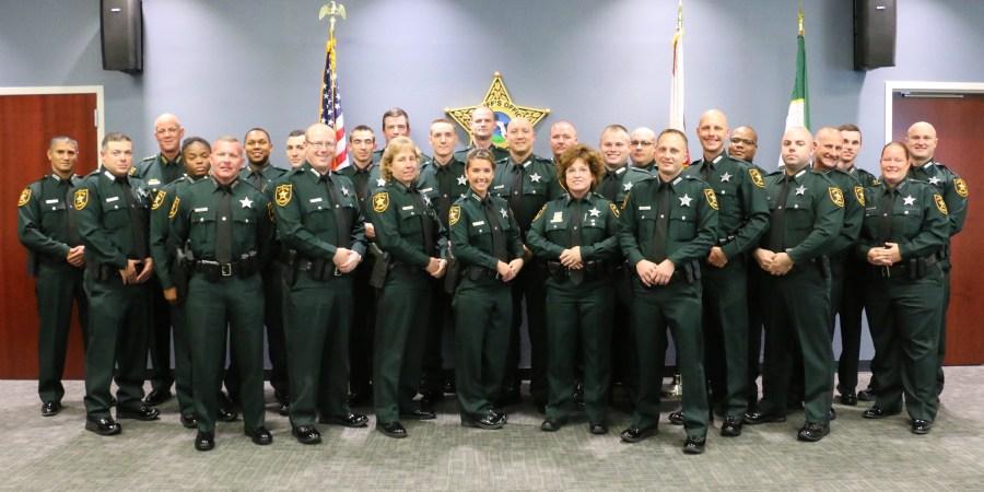 Pinellas Sheriff | New Deputies | Swearing In