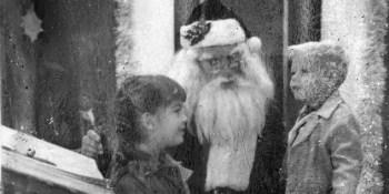Sassy Sandpiper | M.R. Wilson | Santa Claus