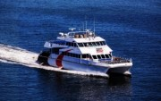 Cross-Bay Ferry Ridership Strong in December