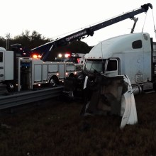 Florida Highway Patrol | FHP | I-75 Crash