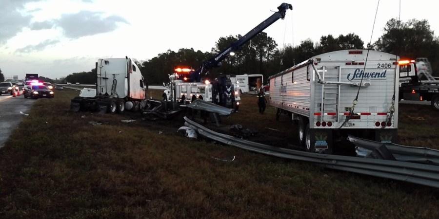 Florida Highway Patrol | FHP | I-75 Crash