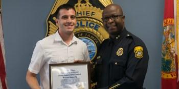 Coast Guard | Tampa Police | Michael Klakring