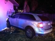 Car Crashes into Tarpon Springs Home