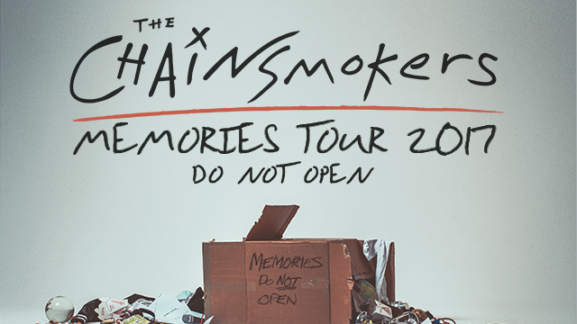 Chainsmokers | Amalie | Events Near Me