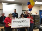 Osceola High Senior Wins Art Scholarship