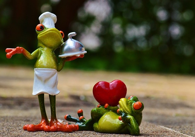 Frogs | Valentine's Day | Recipe