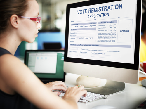 Voter Registration | Election | Politics