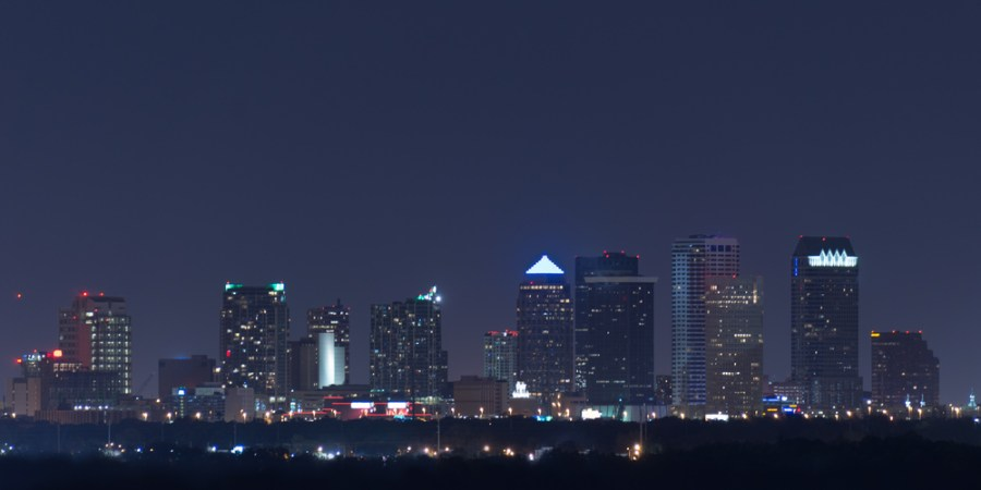 Tampa Skyline | Tampa Bay | TB Reporter