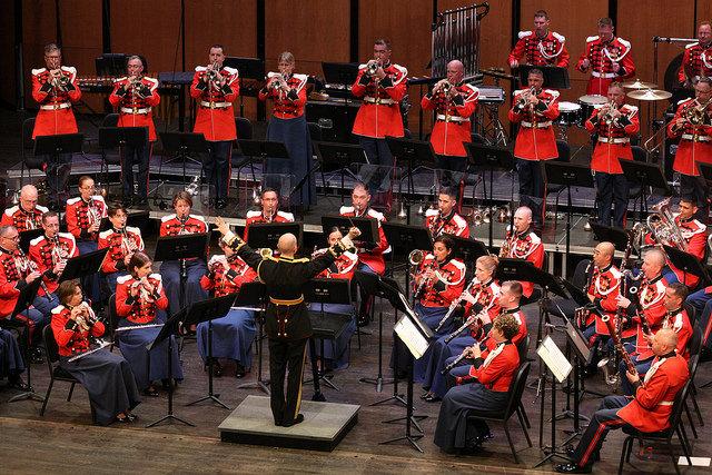 US Marine Corps Band | UMC Band | Music